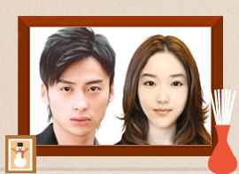 2018 애인얼굴 이미지